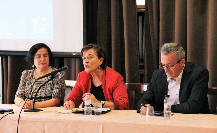 Inés Ayala en Jaca