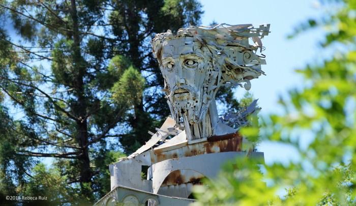 MONUMENTO A LA JACETANIA. FOTO REBECA RUIZ (22)