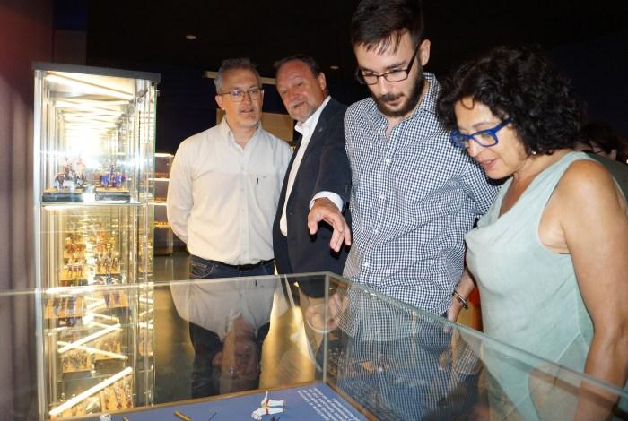 MUSEO DE MINIATURAS MILITARES DE JACA. SALA MARTÍN NICOLÁS (1)