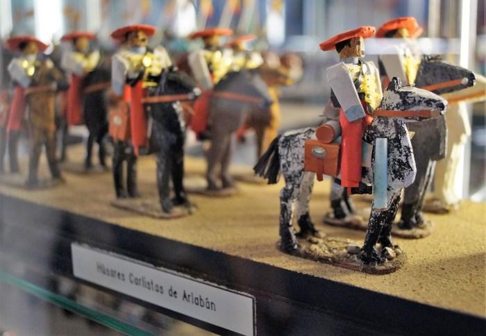 MUSEO DE MINIATURAS MILITARES DE JACA. SALA MARTÍN NICOLÁS (7)