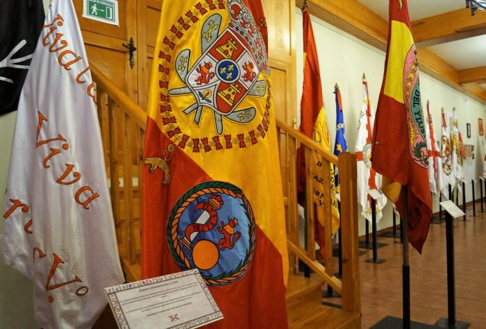 Bandera ciudadela Jaca (1)