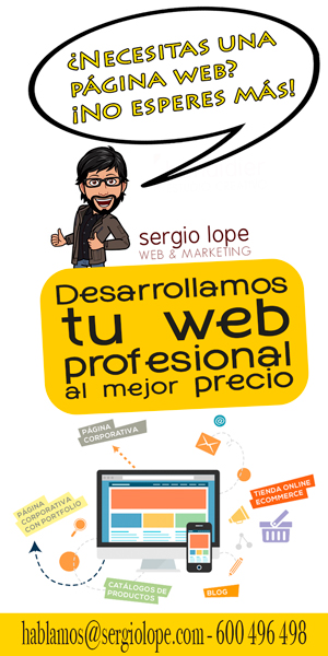 Sergio Lope Web & Marketing