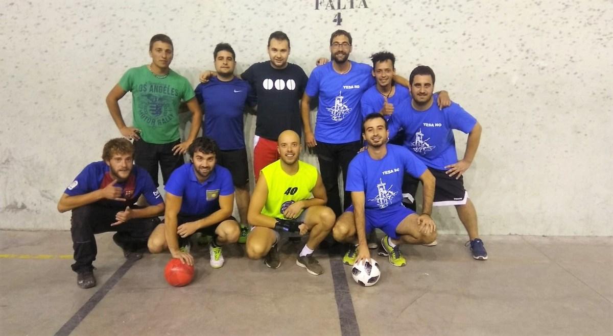 Nace la liga Viello Aragón de fútbol sala en la zona occidental de la Jacetania