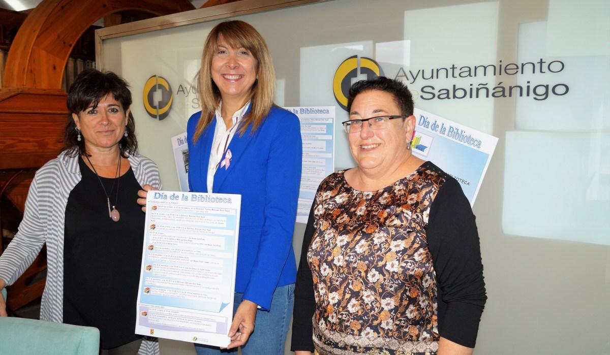 El 125 aniversario de la llegada del ferrocarril a Sabiñánigo inspira el Día de la Biblioteca