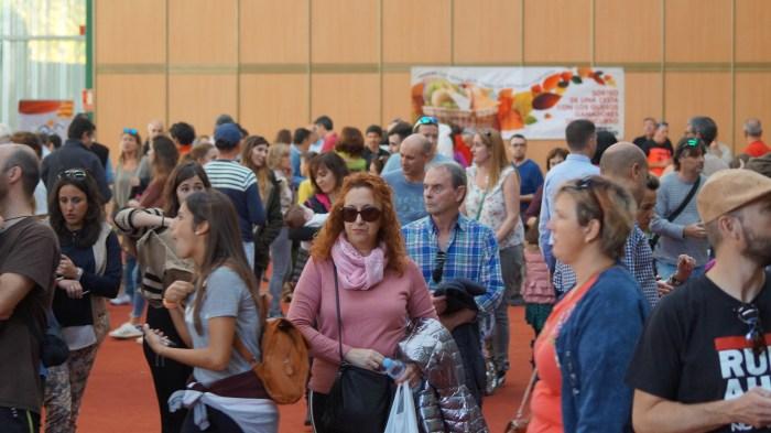 FERIA DE OTOÑO. Biescas (FOTO: Rebeca Ruiz)