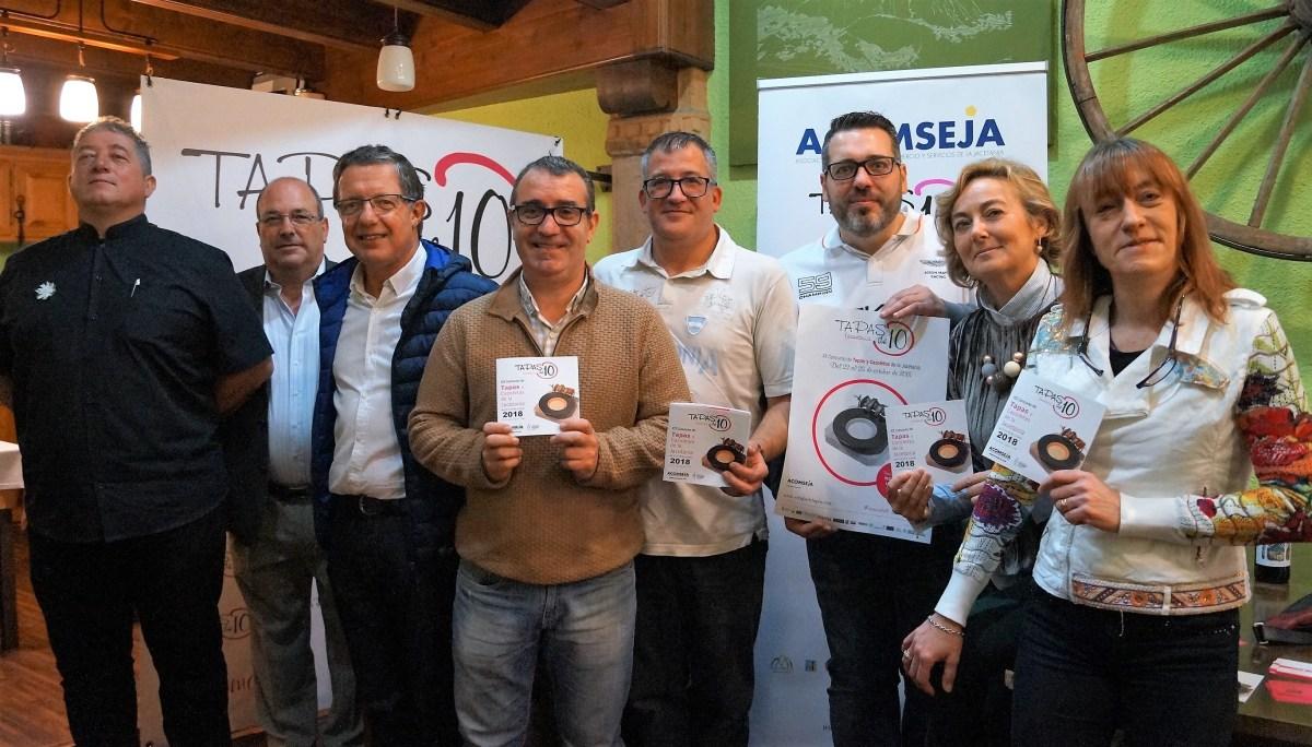 Arranca el Concurso de Tapas y Cazoletas de la Jacetania con unas 70 propuestas