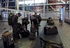 Militares Líbano. Tercer vuelo (2)