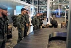 Militares Líbano. Tercer vuelo (4)