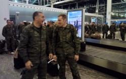 Militares Líbano. Tercer vuelo (5)