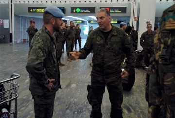 Militares Líbano. Tercer vuelo (8)