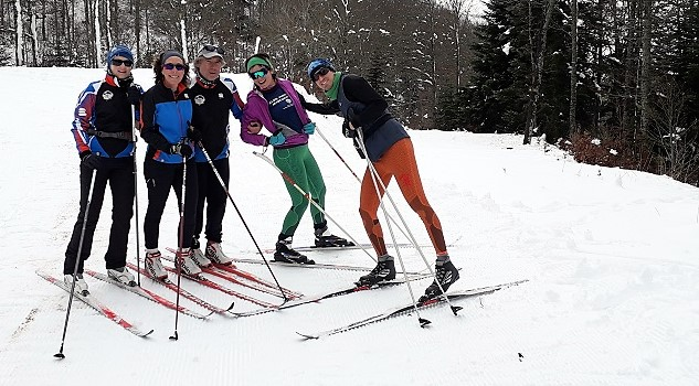 Comienza la temporada de esquí de fondo para Mayencos