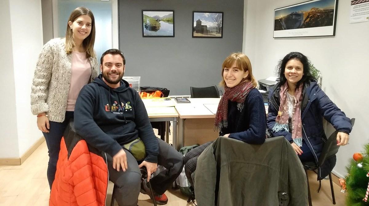 Enseñar Turismo en Sabiñánigo
