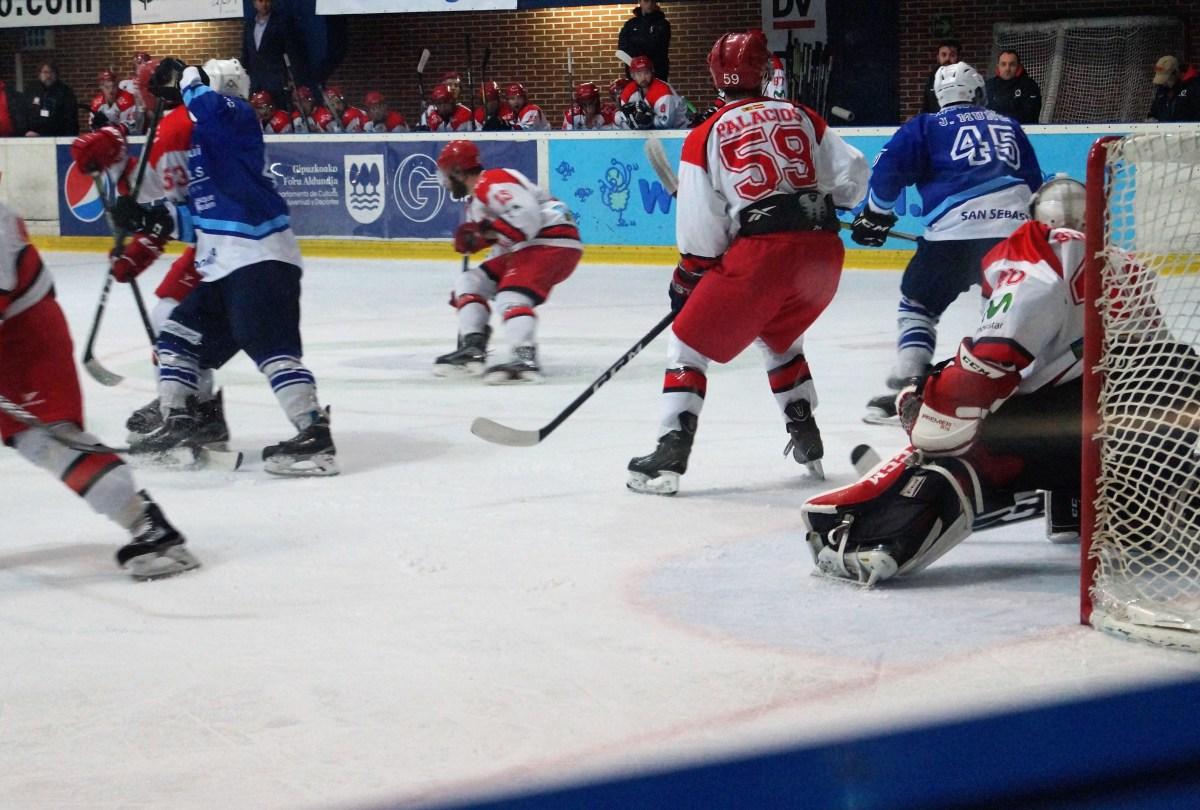 Jaca será la sede de la Final Four Copa del Rey de Hockey Hielo, los días 23 y 24 de marzo