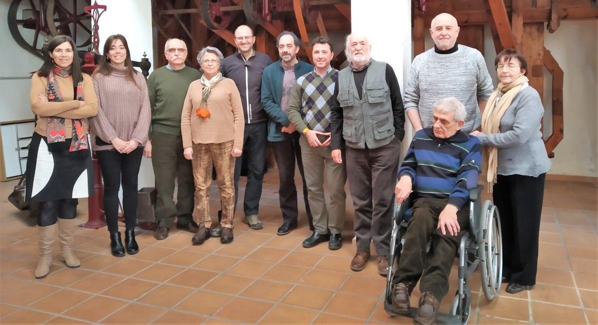 Los museos etnológicos buscan en Sabiñánigo una estrategia de proyección común