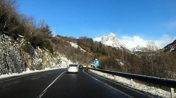 El Valle de Tena y el Serrablo se apuntan al 'slowdriving'
