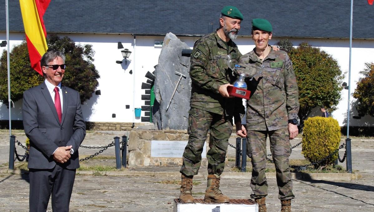 Finalizan los Campeonatos Militares con el Ejército de Tierra como mejor delegación