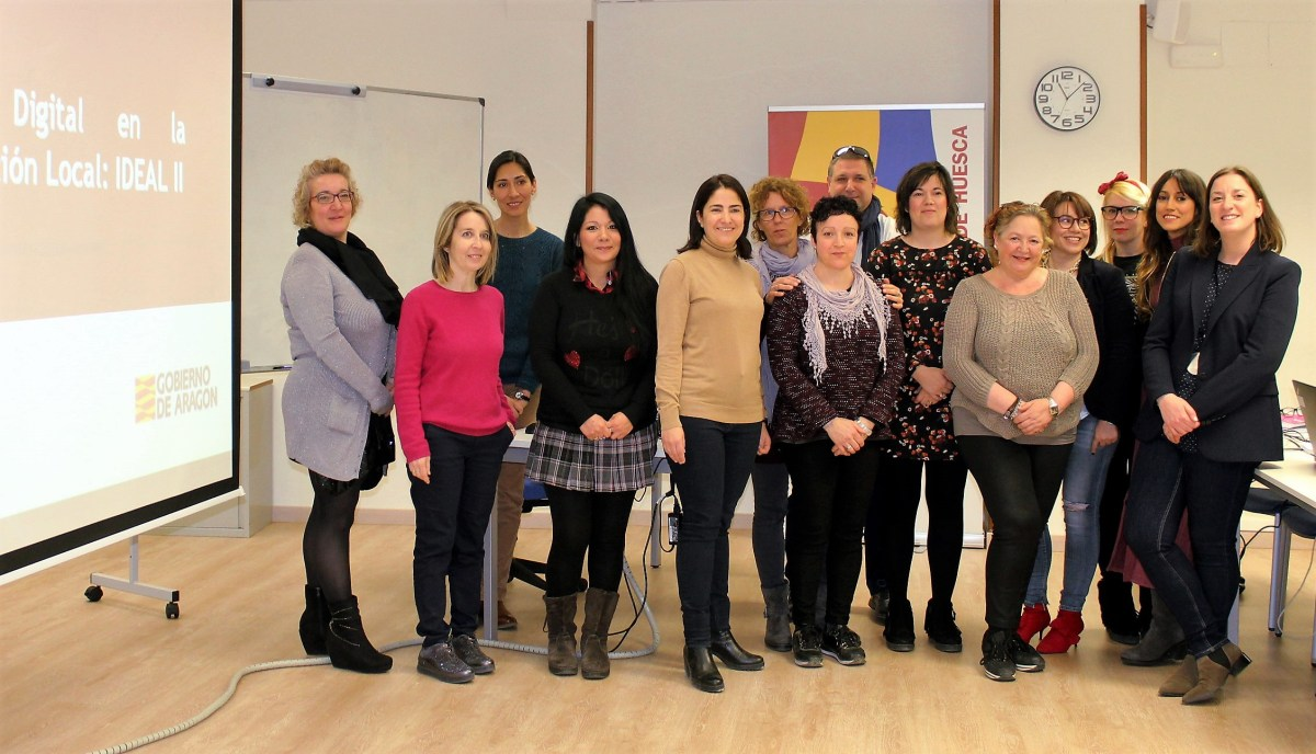La DPH inaugura un nuevo taller de Administración Digital
