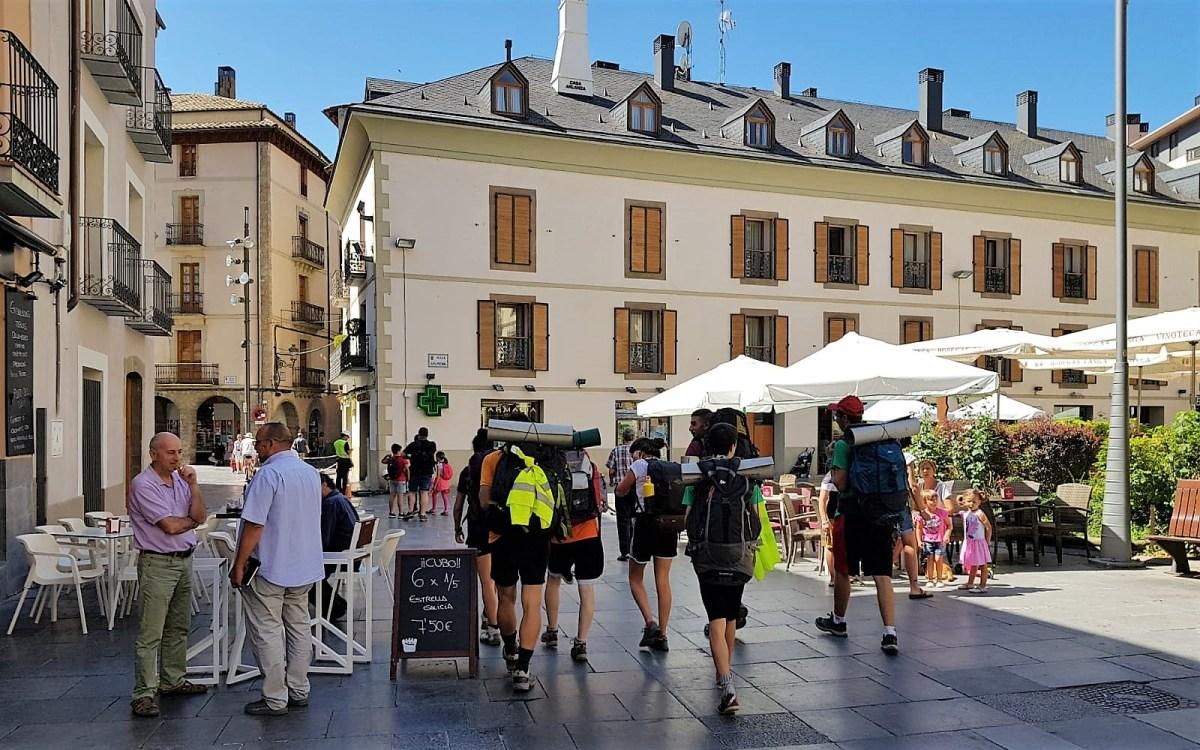Jaca registra en 2018 los mejores datos turísticos de la última década