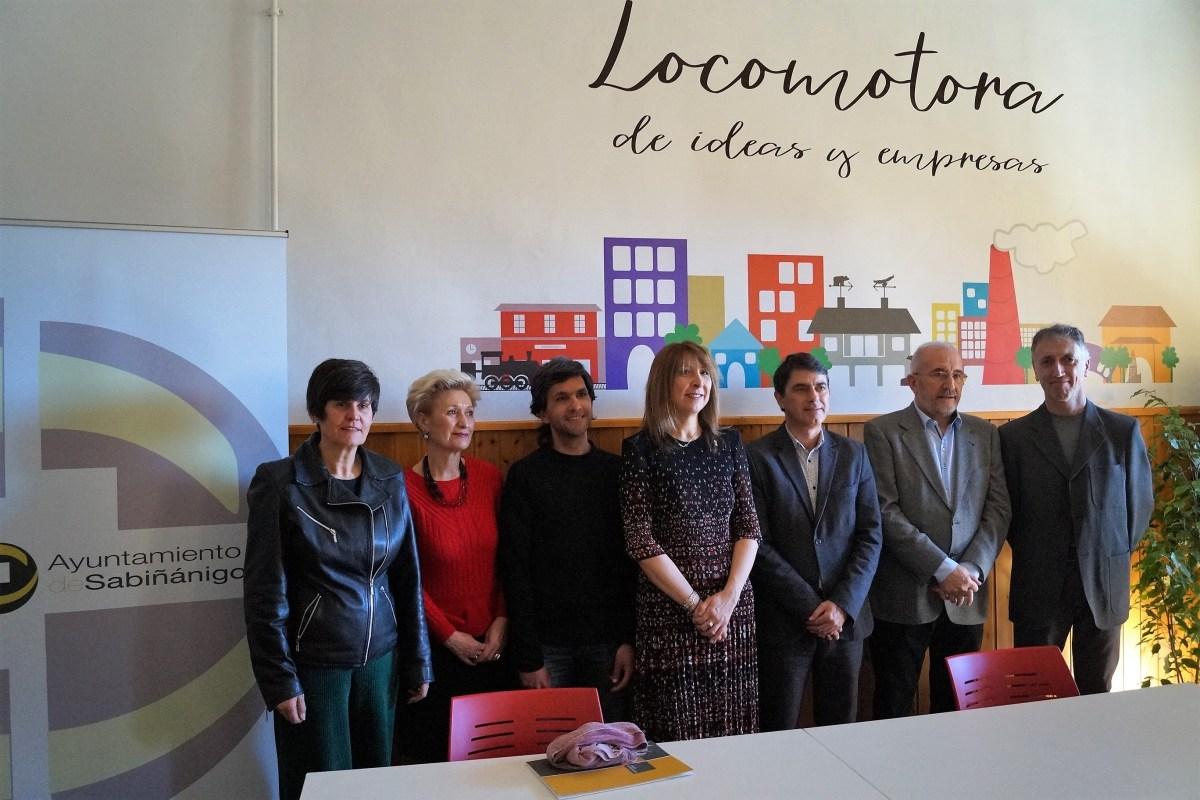 Sabiñánigo se sube al tren del desarrollo con la Locomotora de Ideas y Empresas
