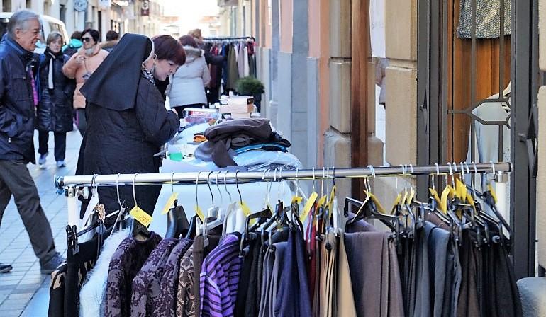 Los días 1 y 2 de marzo, comercio en la calle y remate final de invierno en Jaca