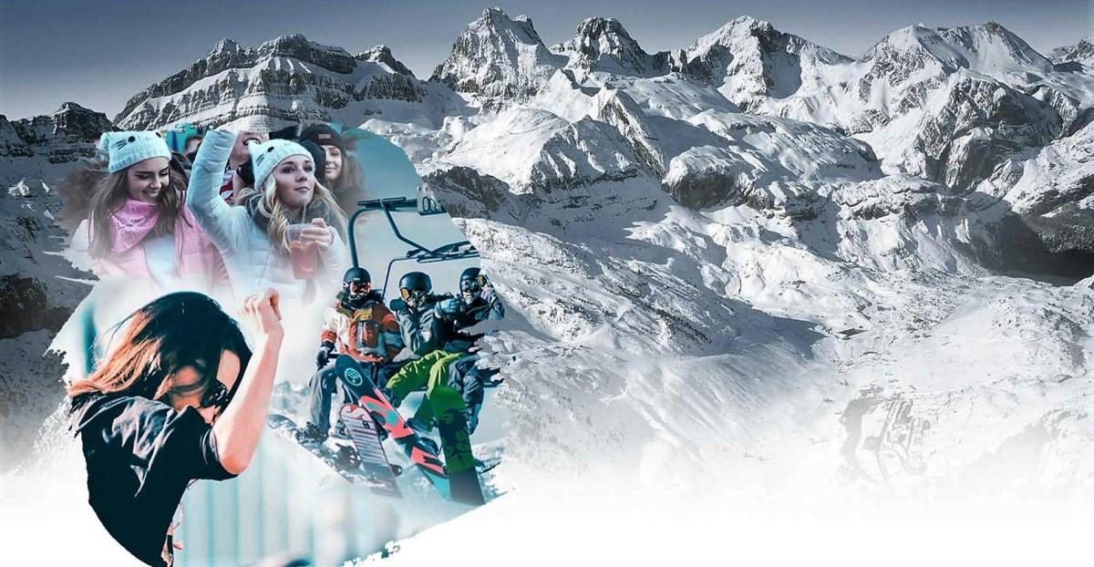Llega a Candanchú 'Snowdaze', el primer festival de música y nieve con Top DJ's nacionales e internacionales en un mismo cartel