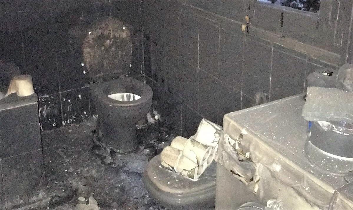 El PP ofrece su ayuda a Mistós tras el incendio de Jaca
