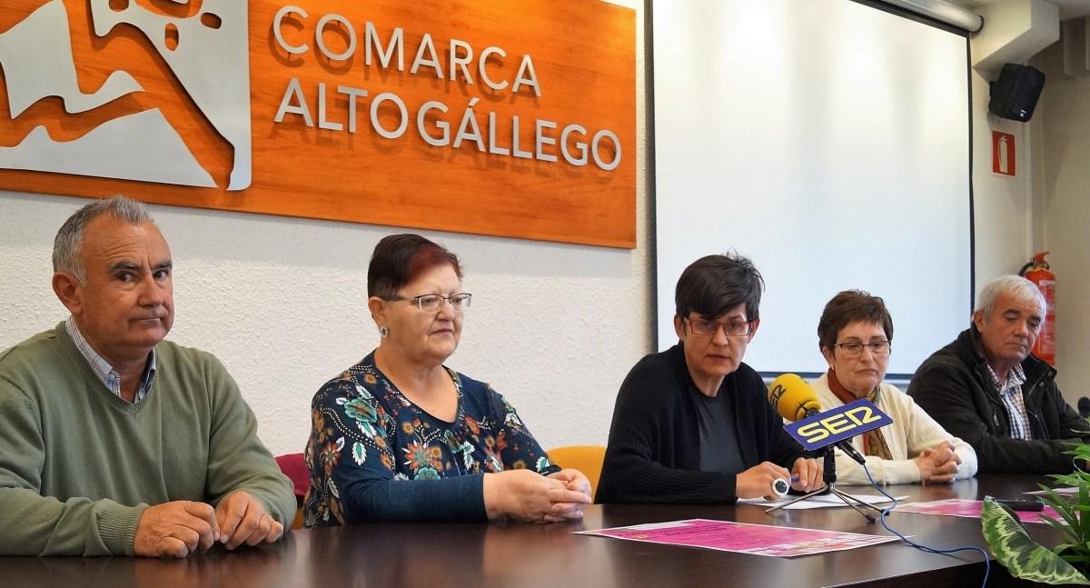 La III Jornada Solidaria de Anzánigo, a beneficio de Asafa