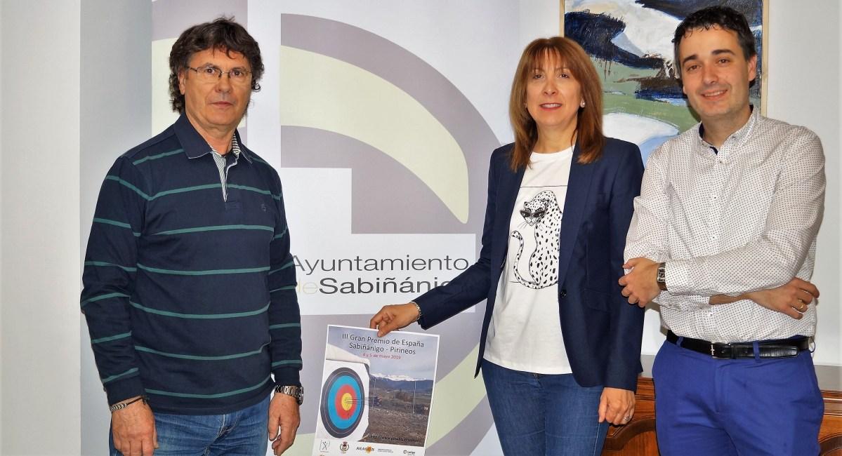 Sabiñánigo, sede del III Gran Premio de España de Tiro con Arco los días 4 y 5 de mayo