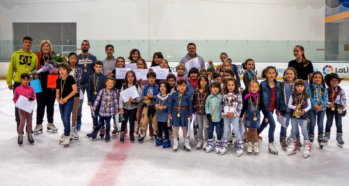 Brillante gala de Patinaje Artístico del Club Hielo Jaca para despedir la temporada