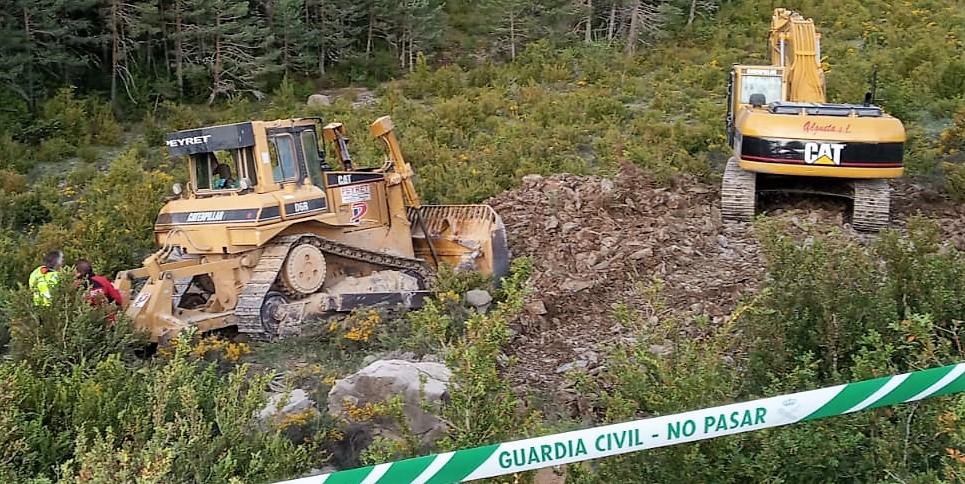 Recuperan el cuerpo del trabajador fallecido en Jasa