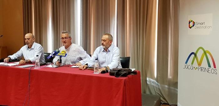 PACTO. Presentación del Acuerdo Programático de Jaca 2019-23.
