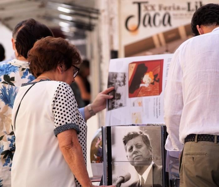 FERIA DEL LIBRO. FOTO: Rebeca Ruiz