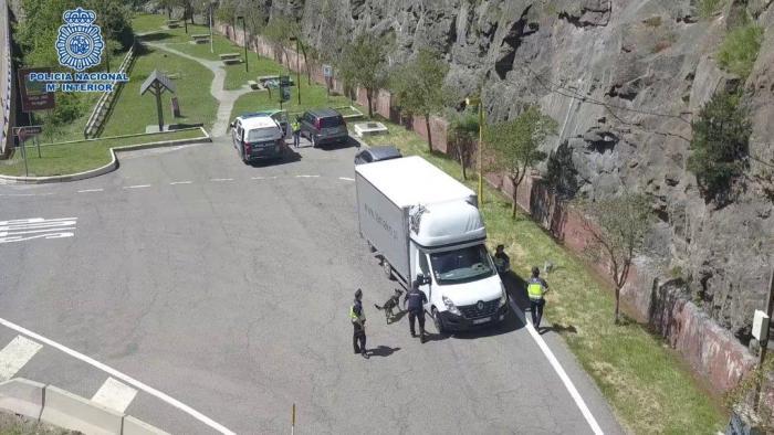 CUMBRE DEL G7 EN BIARRITZ. Incremento de la seguridad y controles de tráfico.