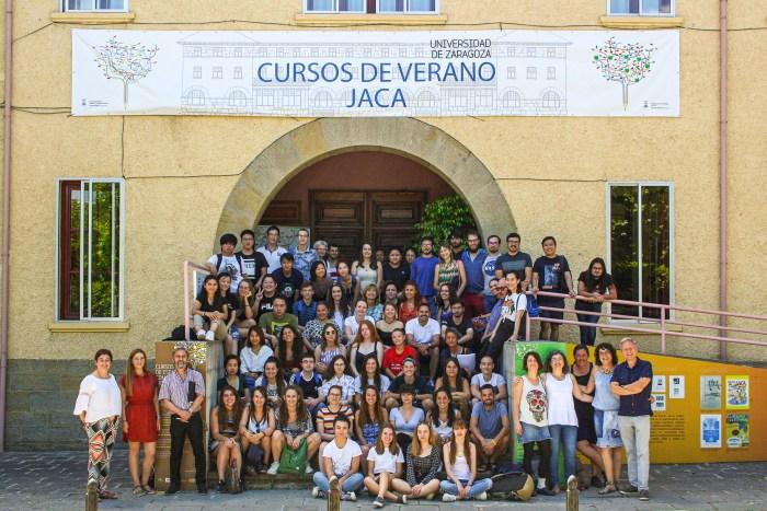 ESPAÑOL PARA EXTRANJEROS. Cursos de la Universidad en Jaca.