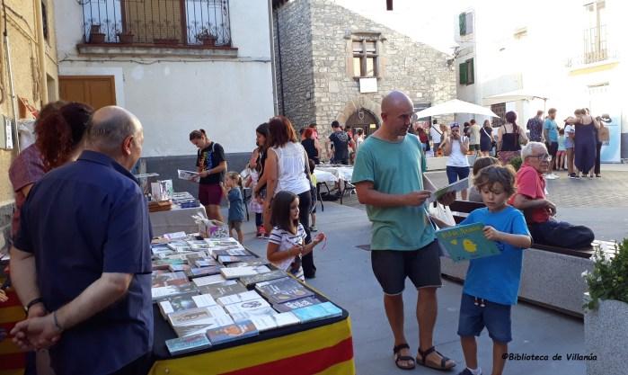 PROPUESTAS. Feria del Libro de Villanúa.