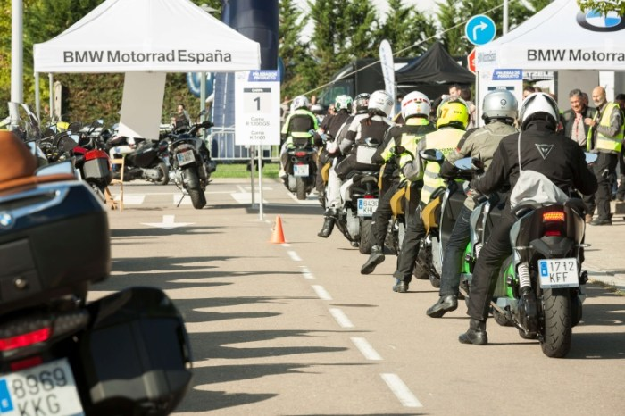 BMW MOTORRAD DAYS. Imagen de los BMW Motorrad Days 2018. (FOTO:  https://bmwmotorraddays.es/)