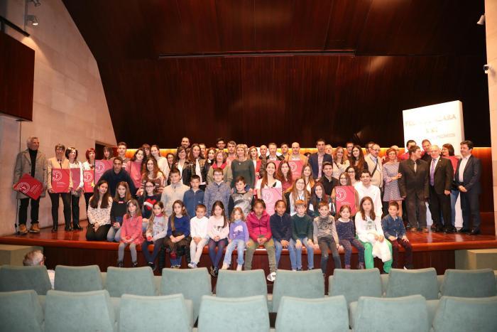FÉLIX DE AZARA. Ganadores de la última edición. (FOTO: DPH/A.CALVO)