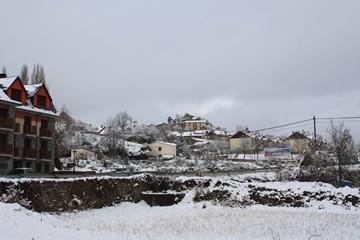 CASTIELLO DE JACA. (FOTO: Ayuntamiento de Castiello)