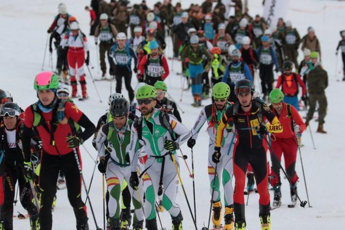 EMMOE. Campeonatos Nacionales Militares de Esquí (FOTO: EMMOE)