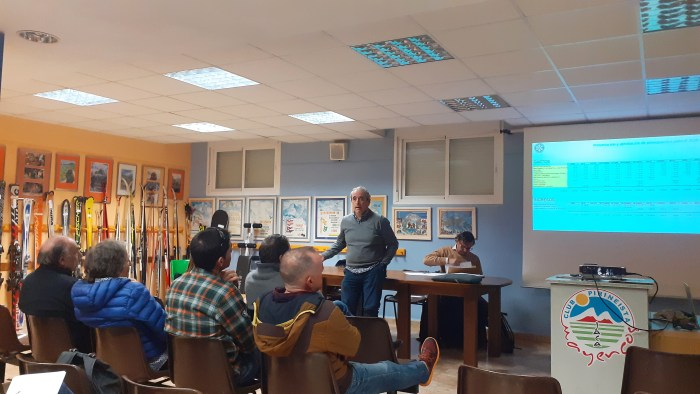 FEDERACIÓN ARAGONESA DE DEPORTES DE INVIERNO. Asamblea general.