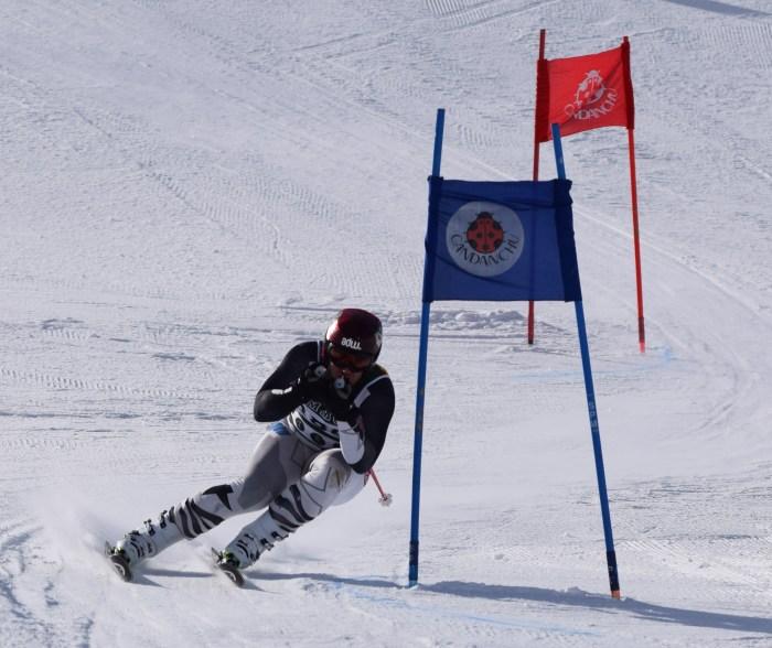 CANDANCHÚ. Campeonatos Nacionales Militares de Esquí. (FOTO: EMMOE)