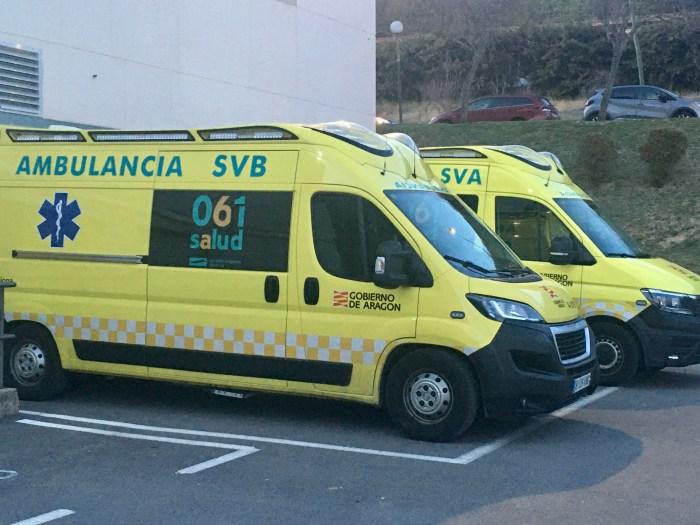 PP. El Partido Popular de Jaca reclama mejoras en el servicio de ambulancias y un helipuerto.