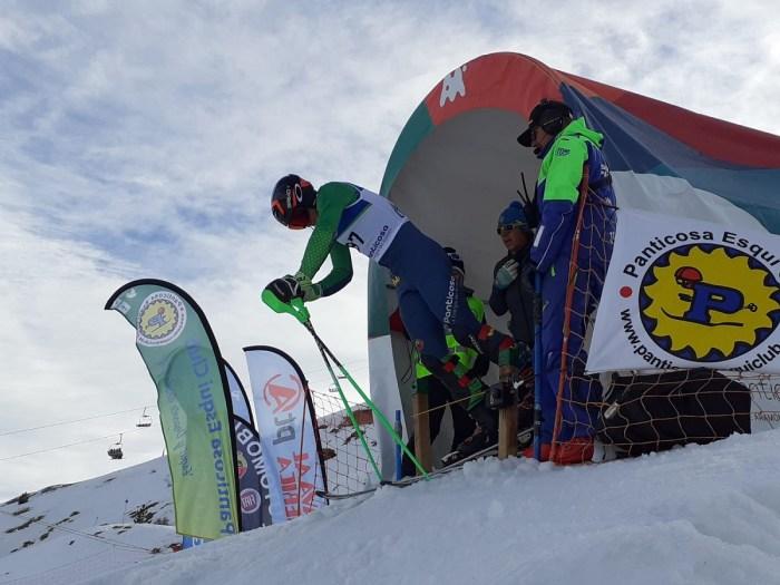 PANTICOSA. XIX Trofeo Panticosa de Alpino.