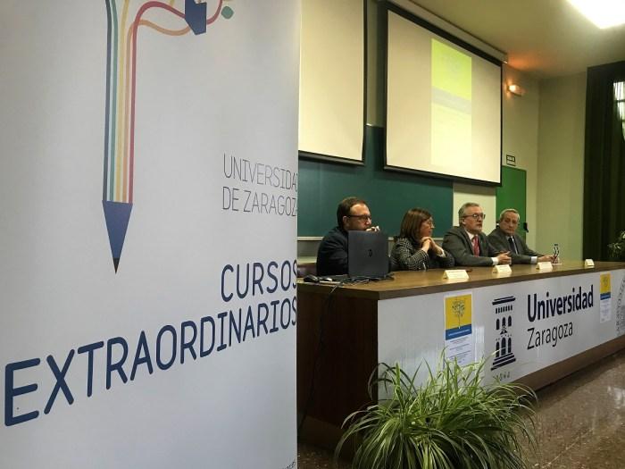 RESIDENCIA UNIVERSITARIA DE JACA. Inauguración de los primeros Cursos de Invierno.