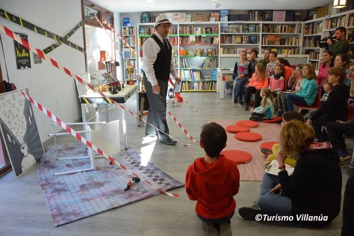 VILLANOIR. Imagen de archivo de las actividades infantiles. (FOTO: Turismo Villanúa)
