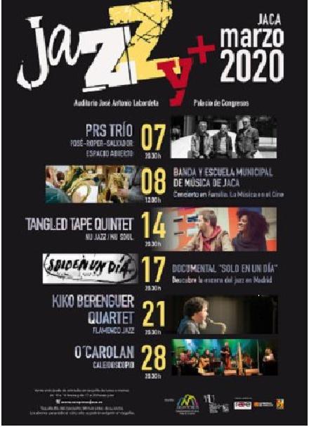 Jaca Club de Jazz 2020