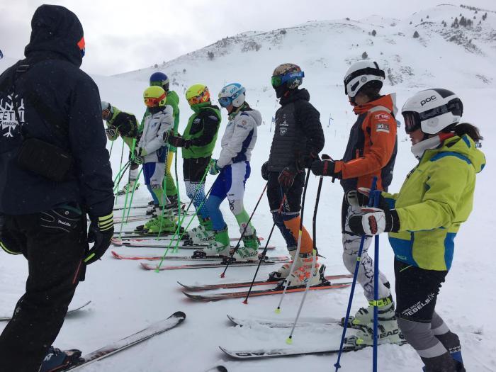 PROGRAMAS PIONEROS. Seguimiento de la Federación Aragonesa de Deportes de Invierno.