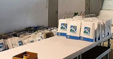 ALTO GÁLLEGO. La Comarca Alto Gállego coordina la ayuda contra el coronavirus.