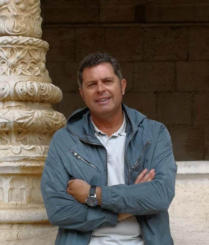 NUEVO DIRECTOR DEL IEA. Alberto Sabio. (FOTO: DPH)