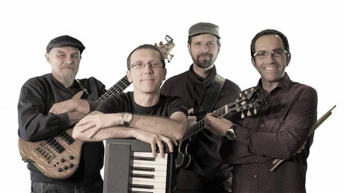 PUNTO DE FUSIÓN. Cuarteto J4F (FOTO: J4F)